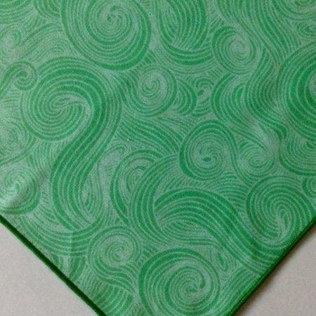Infinity Green Bandana