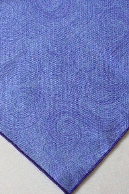 Infinity Purple Bandana