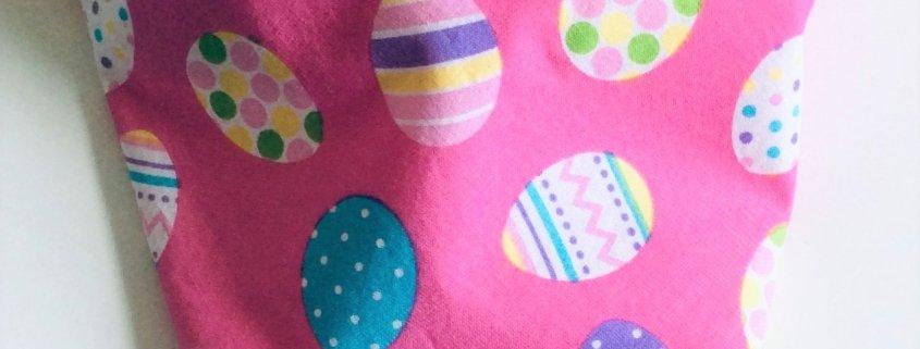 Easter Eggs Dog Bandana