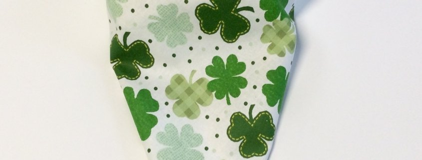 St. Patty's Lucky Dog Bandana