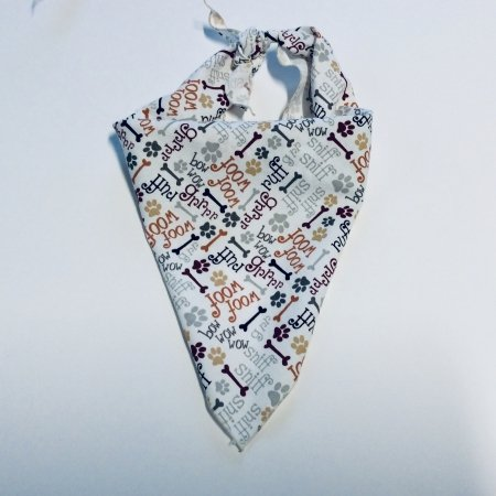 Barking Dog Bandana