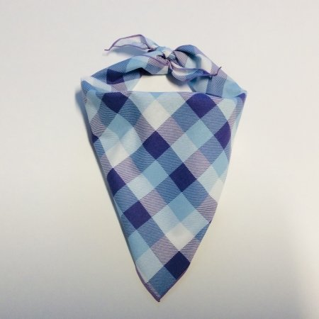 Blue Hues Dog Bandana