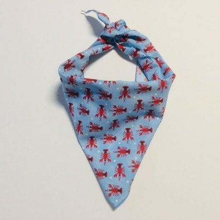 Lobster Dog Bandana