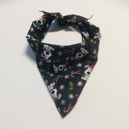 Puppy Christmas Dog Bandana